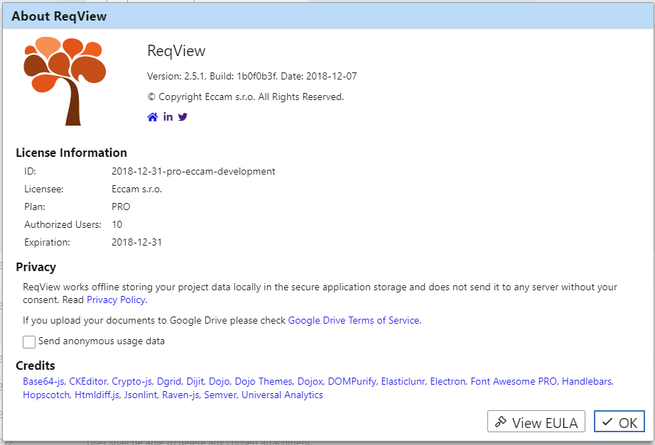 Install ReqView Desktop | ReqView Documentation